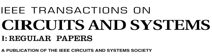 Special Issue on Circuits and Systems for the Internet of Things - From Sensing to Sensemaking